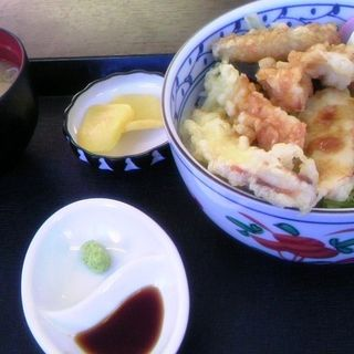 こだわり蒲鉾丼(大磯パーキングエリア スナックコーナー)