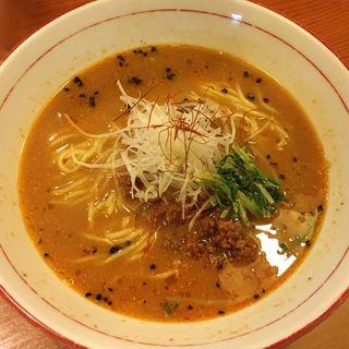辛味噌ラーメン(麺一献)