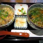 ひな丼定食(小鉢付)