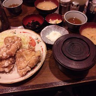 唐揚定食(串エ門 室町店)