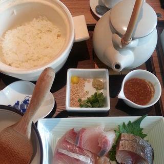 博多茶漬け(磯らぎ)
