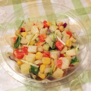 ポテトサラダ(オーガニックcafe 穀's)