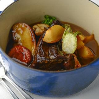 スペアリブの醤油煮(ヱス食堂 )