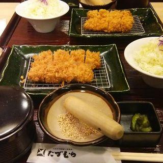 三元豚ヒレかつ膳(かつくら アトレ上野店 )