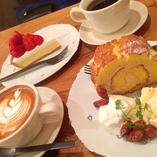 ケーキ(sora cafe 02 (ソラカフェ 02))