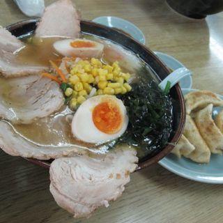 チャーシュー麺(共栄ラーメン)
