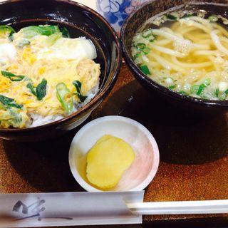 たまご丼(扇矢 高羽店)