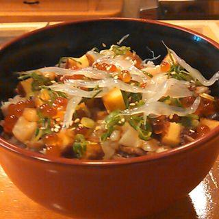 昼のおまかせ(平日限定)(鮨徳助)