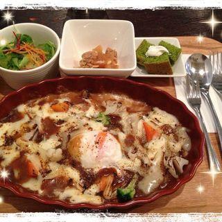焼きカレードリア(春秋 灘駅前店)