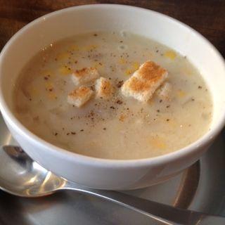 お豆のクリームスープ小さいサイズ(NAZNA (なずな))