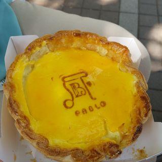 焼きたてチーズタルト(ミディアム)(PABLO 渋谷店)