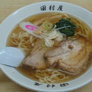 ラーメン(田村屋)