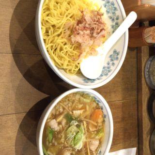 限定 春キャベツのつけ麺(しお丸 )