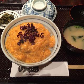 親子丼定食(炭火串焼き 串くら)