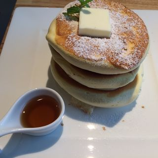 バターミルクパンケーキ(fleur)