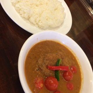 トマトチキンカレー(curry草枕)