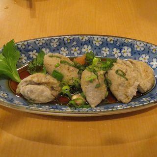 つみれポン酢(かぶき)