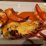 オマール海老 三種の調理法