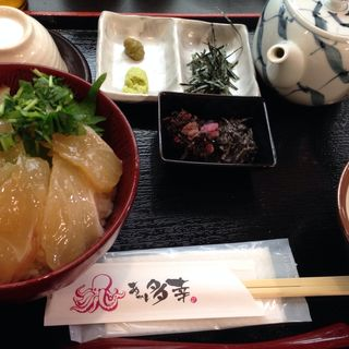 鯛茶漬け(あかし多幸 )