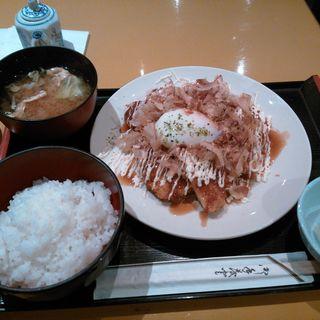 チキンかつ定食(the kitchen 晴 (ざ きっちん はれ))