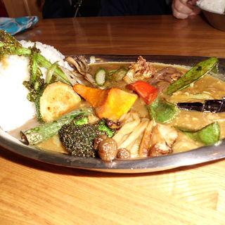 カレー野菜(プチ)(プーさん )
