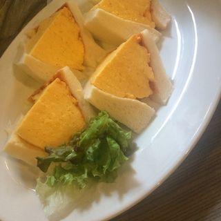 コロナのサンドイッチ(喫茶マドラグ )