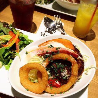 ロコモコ(猿Cafe 町田マルイ店 (サルカフェ))