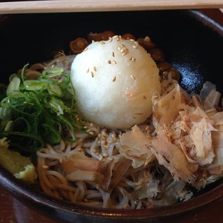 おろし蕎麦(そば辰 新在家店)