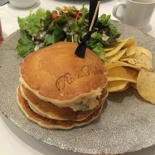 PANCAKE  サンドウィッチ(RusaRuka東京自由が丘店)