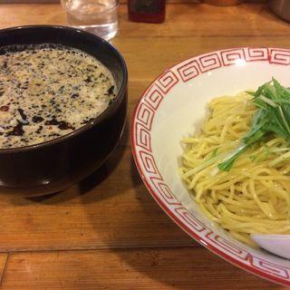 玄武(黒胡麻坦々つけ麺)(風来坊)
