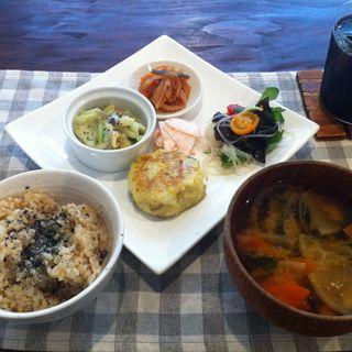 玄米と有機野菜ドリンクセット(ブリッサ リブレリア (brisa libreria))