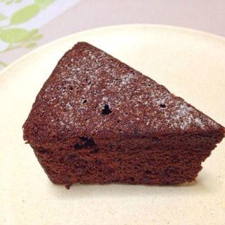 チョコレートケーキ(La Pause)