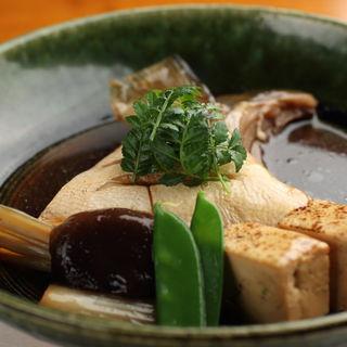 真鯛のかぶと煮(こころ )
