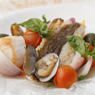 鮮魚のポワレ(juLLiet)