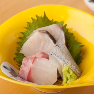 鮮魚の盛り合わせ(阿佐谷いわま )