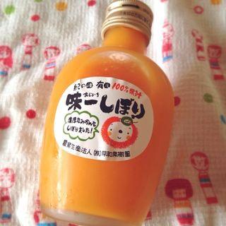 飲むみかん(早和果樹園)