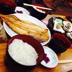 ほっけ(岡田鮮魚店)