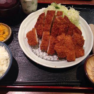 ローストとチキンかつ膳(かつ膳 姫路店)