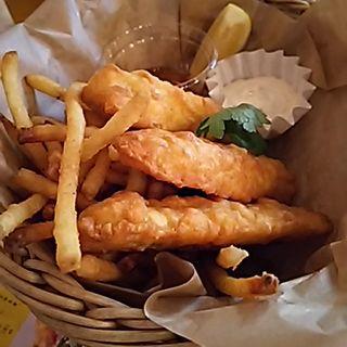 フィッシュ&チップス(一番搾りガーデン ブルワーズスピリット東京店)