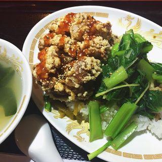 排骨飯(台湾料理 青葉 )