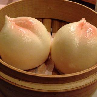 桃まん(中華食堂50 )