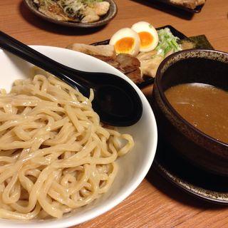 超濃厚魚介系豚骨つけ麺(大新)