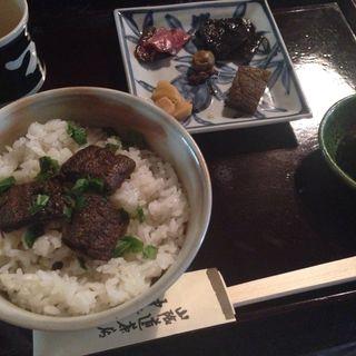 うなぎ茶漬け(中村軒)