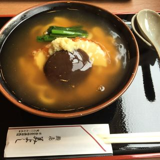 のっぺいうどん(麺房 美よし )