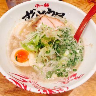 和風ラーメン(ラー麺 ずんどう屋 西神戸店)