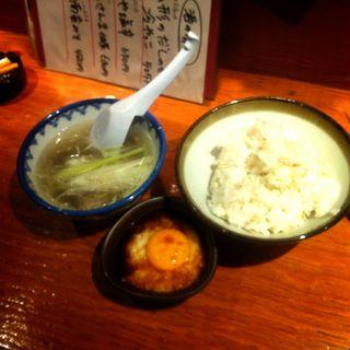 麦めし(牛たん炭火焼 吉次 鰻谷店)