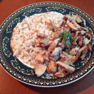 チキンケバブ(SPHINX Egyption Restaurant & Cafe)