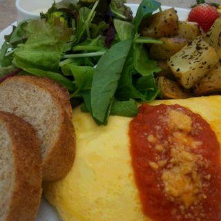 イタリアンオムレツ(Cafe Kaila 表参道店 (カフェ・カイラ))