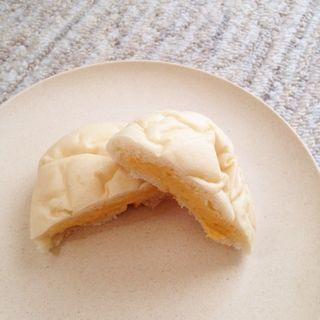 白神たまご クリームパン