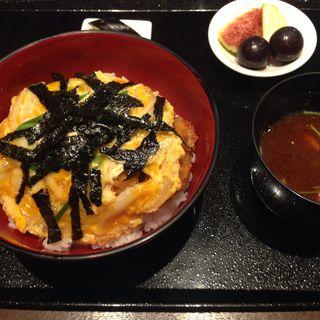カツ丼(定食)(味くらぶ まさや)